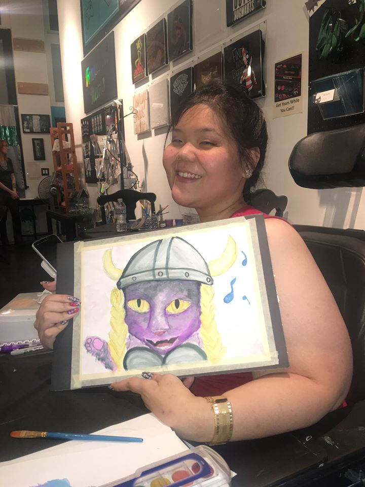 In Memory of Our Friend & Honorary Nerd Misfit:  Danielle Harada