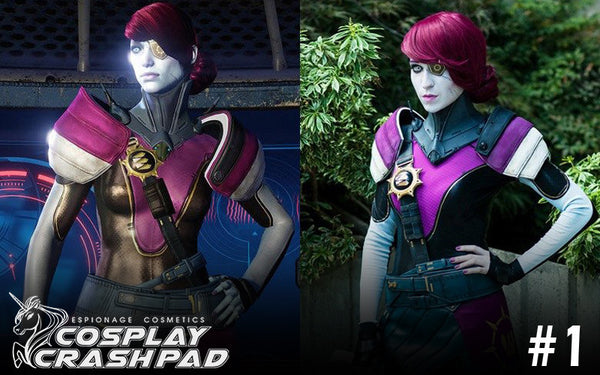 Cosplay Crash Pad #1: Lil Red Rogue takes on Destiny cosplay