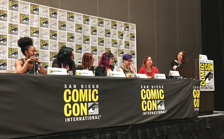 Building Your Themyscira with the Wonder Women of Comic Con