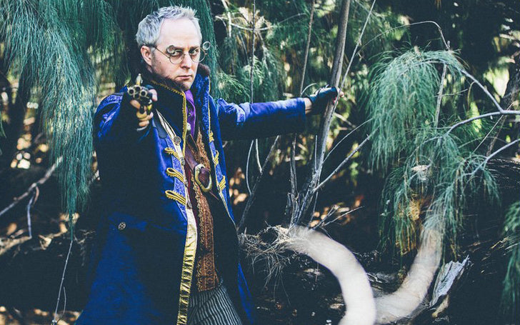 Critical Role Q&A: Episode 3 – Taliesin Jaffe as Percy