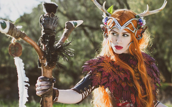 Critical Role Q&A: Episode 1 – Marisha Ray as Keyleth