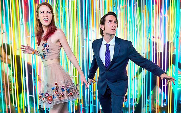 10 reasons why Marisha Ray & Matthew Mercer rock our nerd socks!