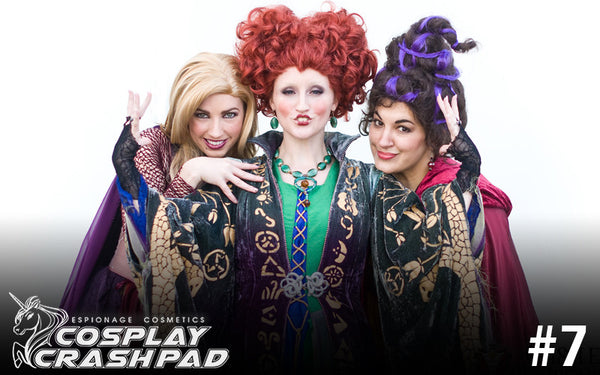 Cosplay Crash Pad #7: Run amok with this Spellbinding Hocus Pocus Cosplay!