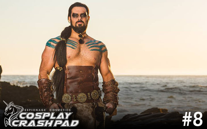 Cosplay Crash Pad #8: René Koiter incites a Blizzard of emotions as Drogo