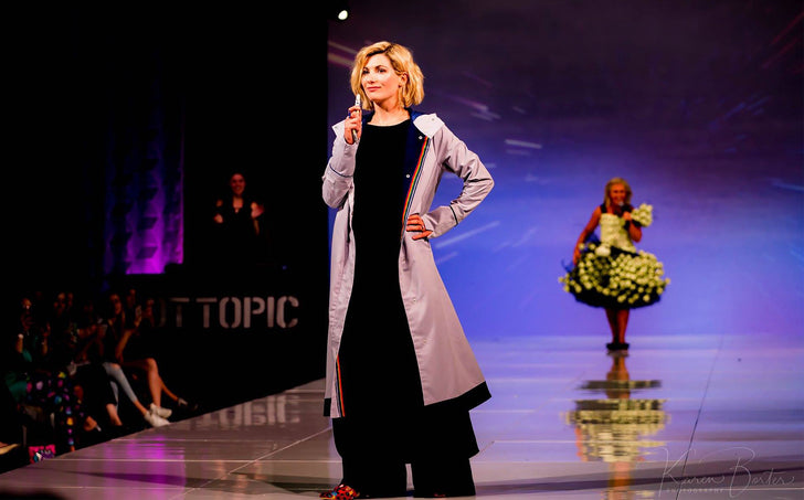 Her Universe Fashion Show 2018 Gets Timey-Wimey