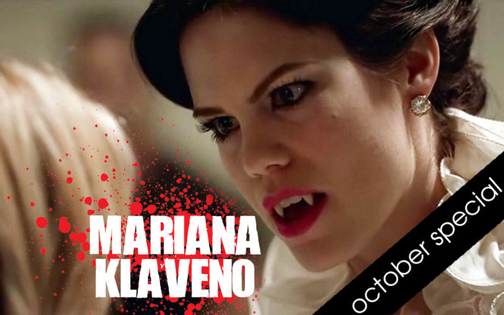 Nerd Royalty #2: Behind the gore with True Blood's Mariana Klaveno!