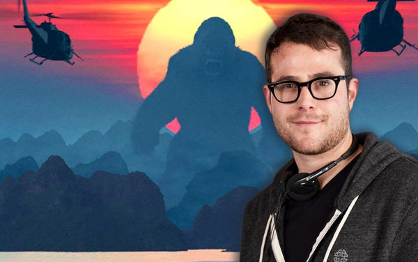 Nerd Royalty #4: We talk monsters w/ KONG screenwriter Max Borenstein
