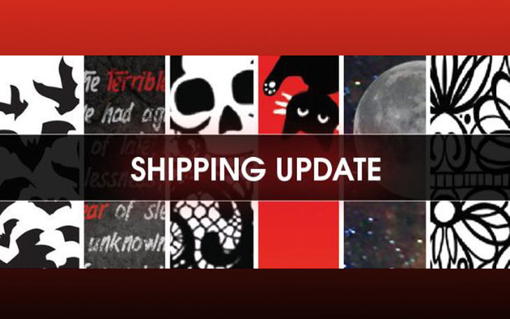 Delayed Nail Wraps: A Shipping Update!