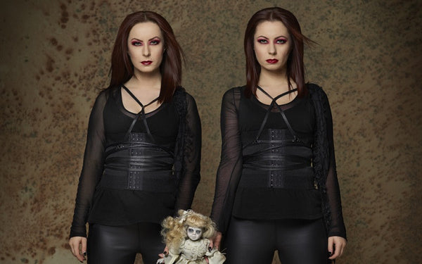 Soska Sisters to serve up frights in HELLEVATOR season finale!