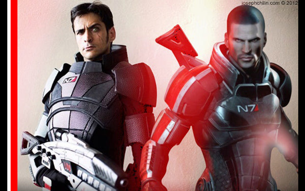 Nerd Royalty #5: Mark Meer talks Mass Effect, Cosplay & MOAR!