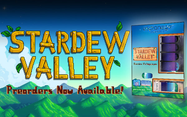 Stardew Valley Nail Wraps Join Our Crop of Nerd Manicures!