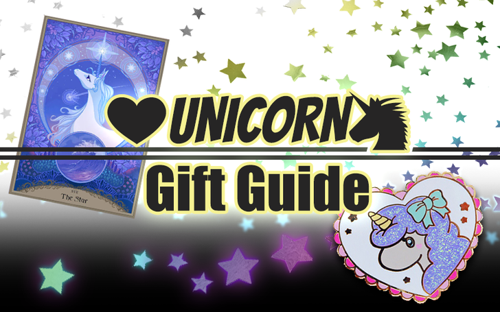 GIFT GUIDE 🦄 10 unicorn things everyone must have!