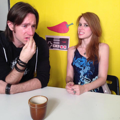 Critical Role's Marisha Ray & Matthew Mercer