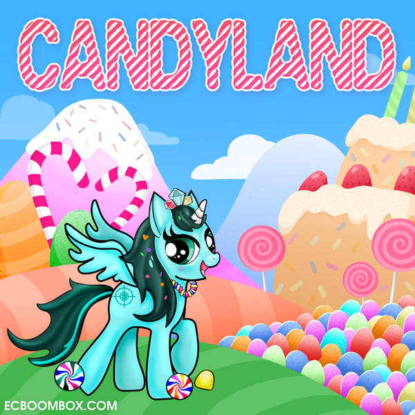 Candyland Round of BOOM!Box!