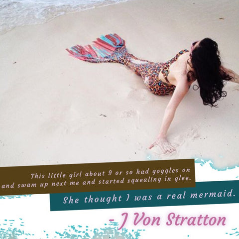 J Von Stratton - Mermaid
