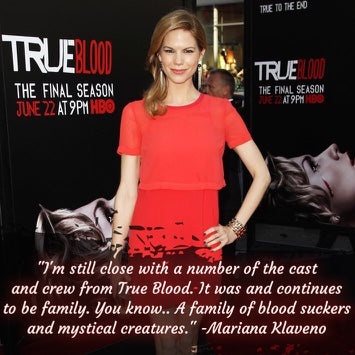 Mariana Klaveno Quote - Photo credit FayesVision / WENN