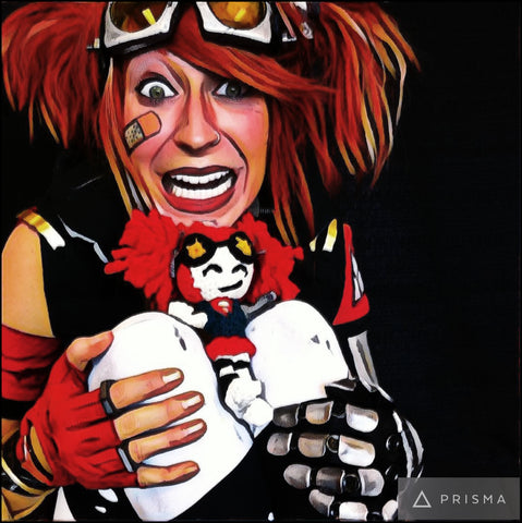 Lil Red Rogue as Gaige
