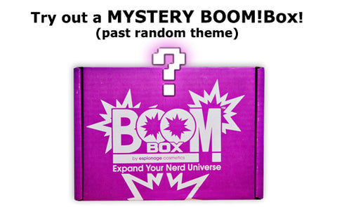 Try a Mystery BOOM!Box!