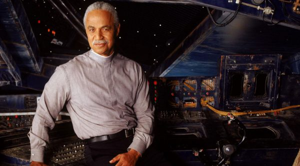 Remembering Ron Glass <3