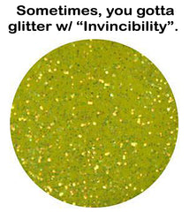 "Espionage Cosmetics ""Invincibility"" Cosmetic Glitter"