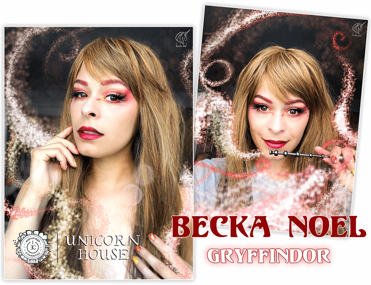 Becka Noel as Gryffindor