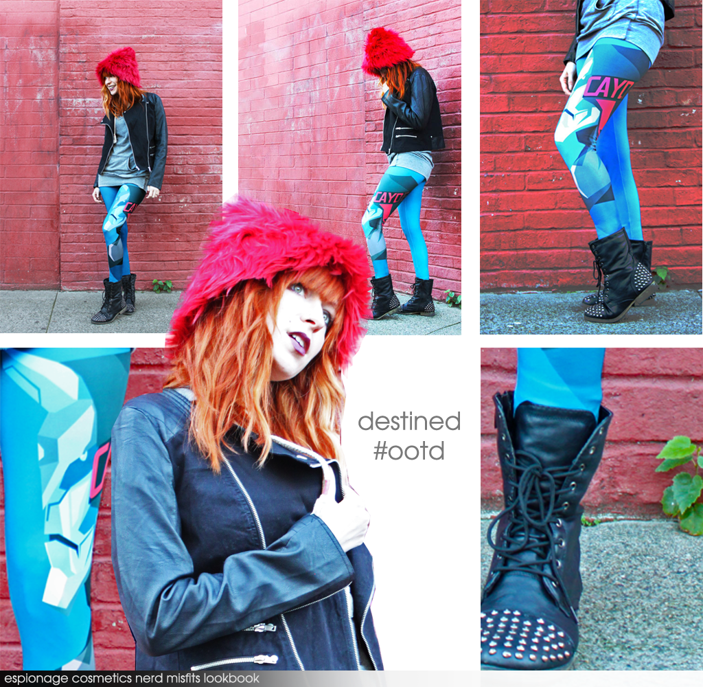 Nerd Misfit Lookbook #1