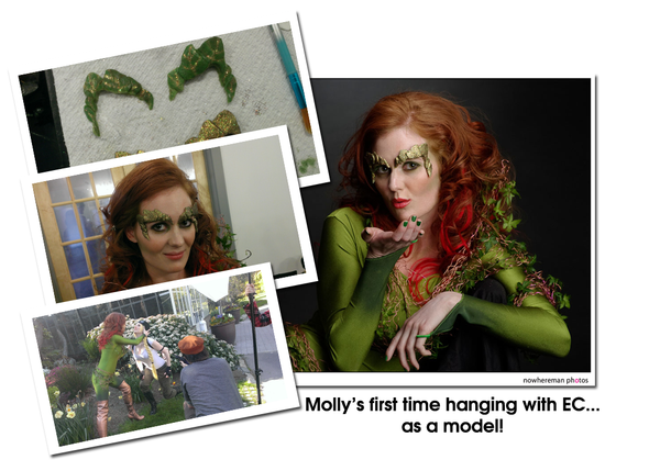 Molly Poison Ivy Espionage Cosmetics