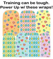 Espionage Cosmetics Power Up Nail Wraps