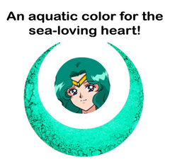 Sailor Neptune Makeup