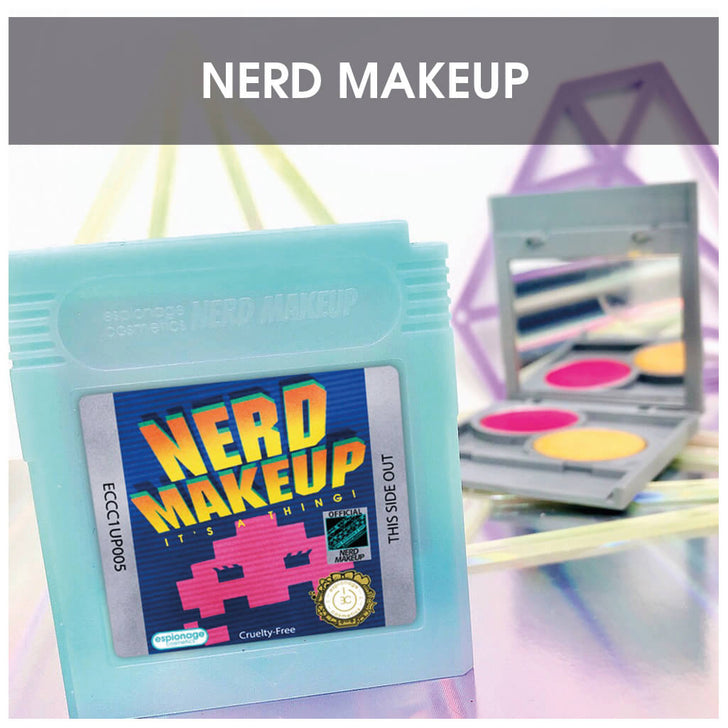 Shop Nerd Makeup Collection