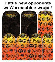 "Espionage Cosmetics ""Warmachine"" nail wraps!"