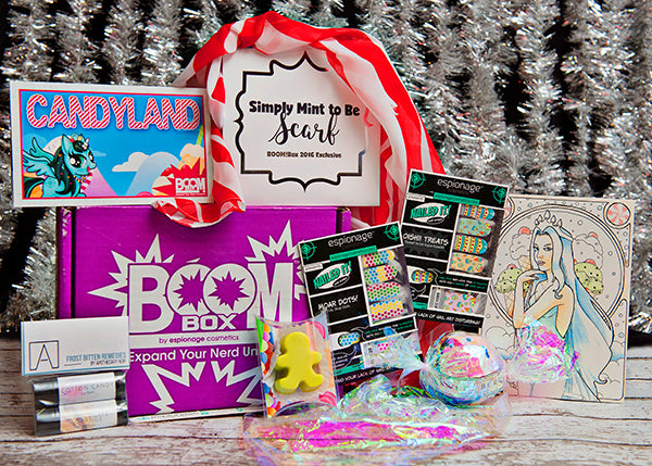 Candyland Round of BOOM!Box