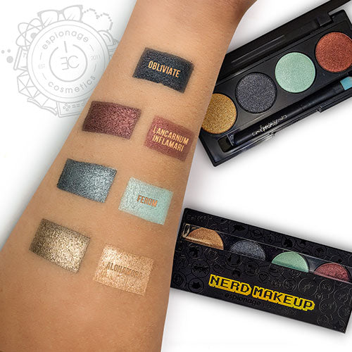 Colovaria Eyeshadow Collection