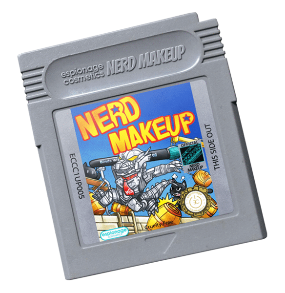 Cartridge Compact | Nerd Makeup Kongzilla