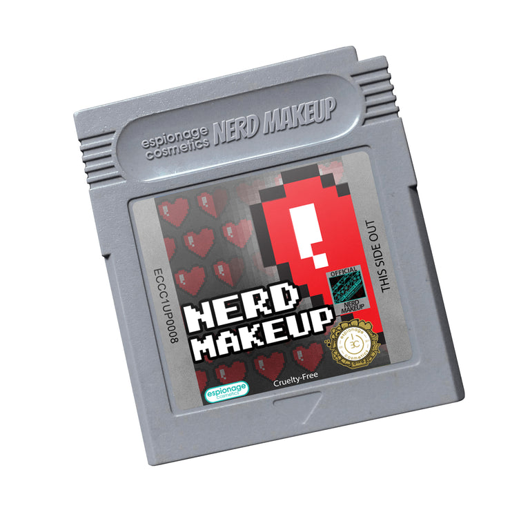 Cartridge Compact | Nerd Makeup Hearts