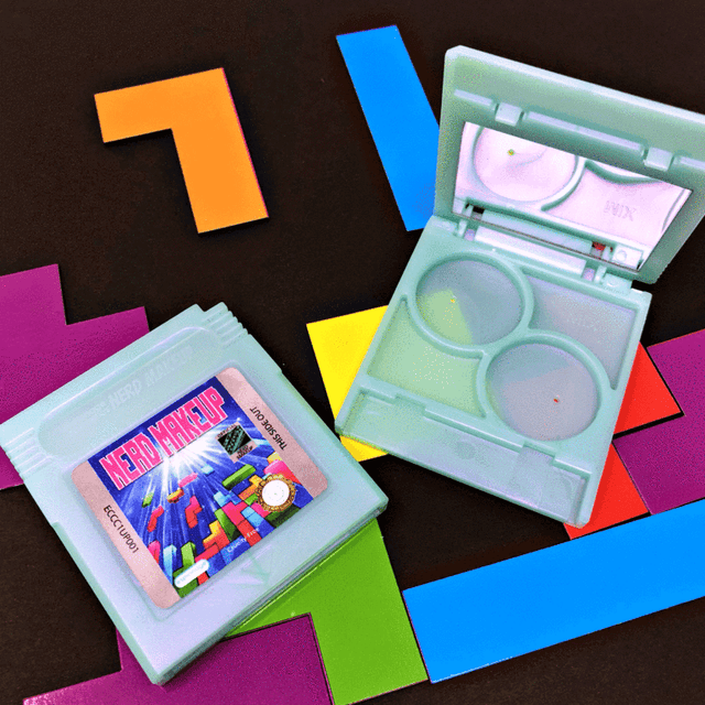 Cartridge Compact | Nerd Makeup Dreamscape