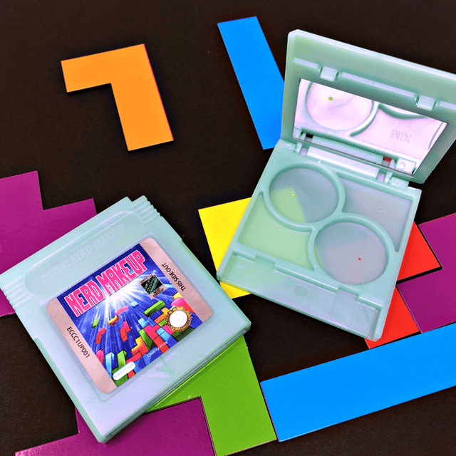 Cartridge Compact | Nerd Makeup Blox