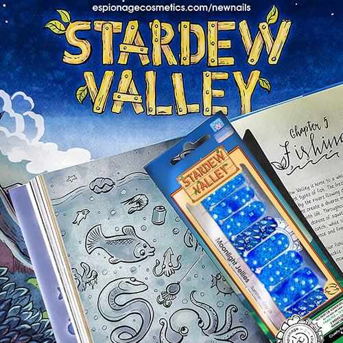 Stardew Valley: Moonlight Jellies