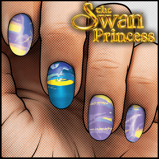 The Swan Princess: Moonlight Transformation