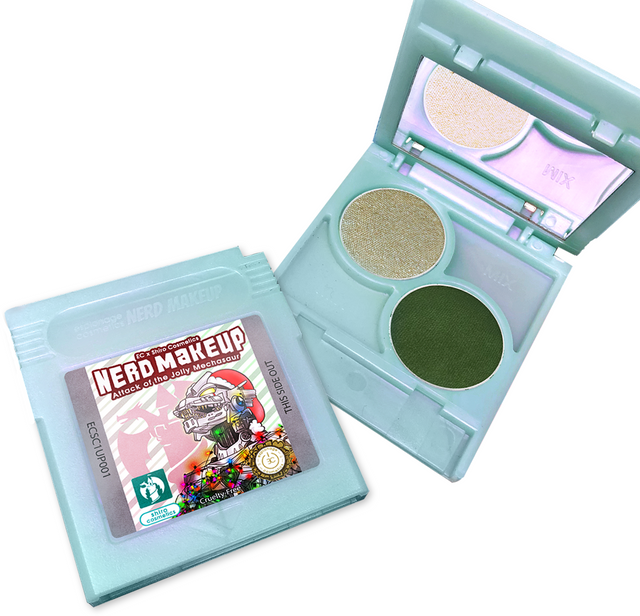 Teal Shimmer Cartridge Compact || Exclusive Shiro Bundle