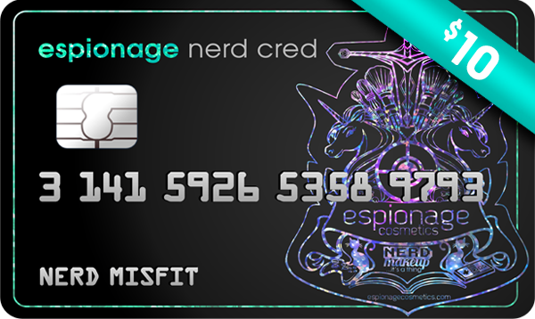 Digital Gift Card-Gift Card-Espionage Cosmetics