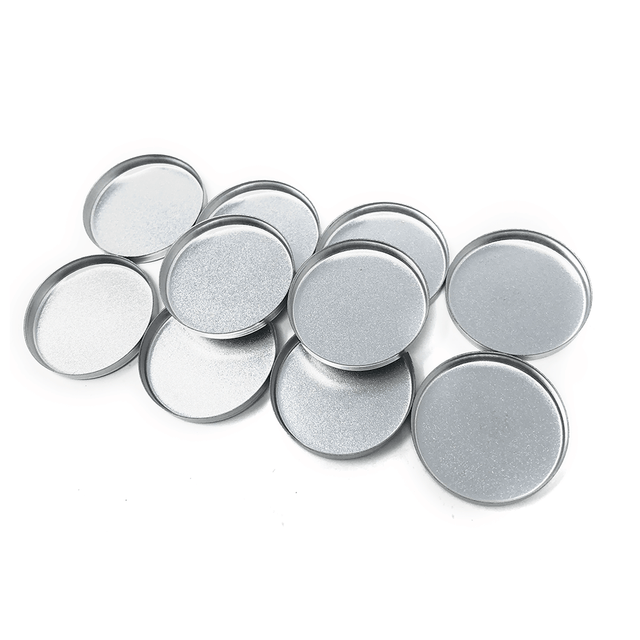Cosmetic Pans - Empty 10 Pack