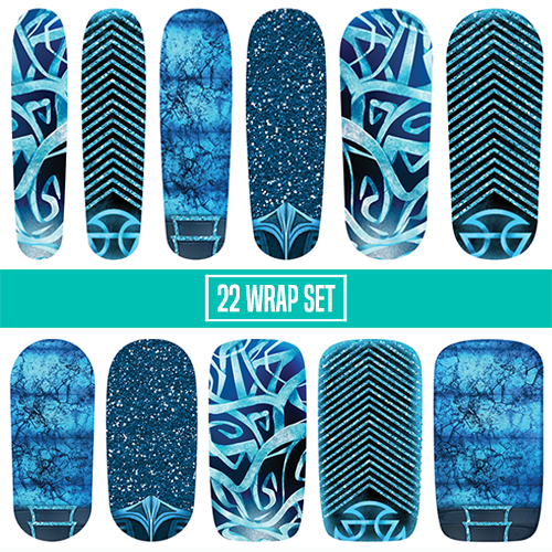 Freeze on Contact-Nail Wraps-Espionage Cosmetics