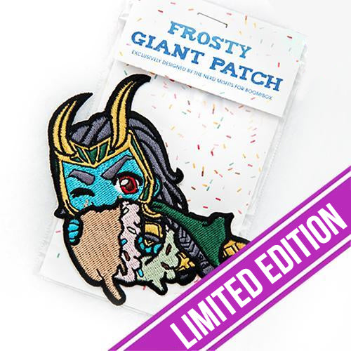 Frosty Giant Patch