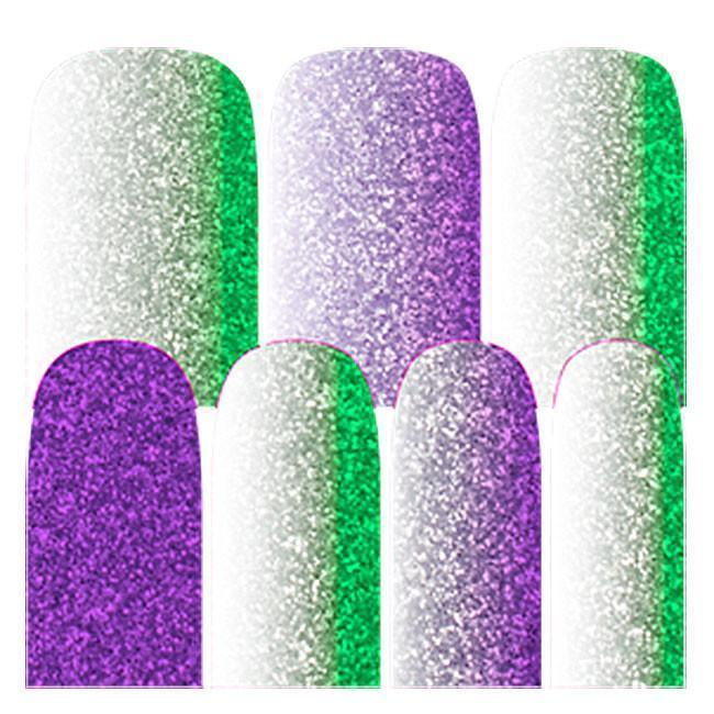 Gradients-Nail Wraps-Espionage Cosmetics