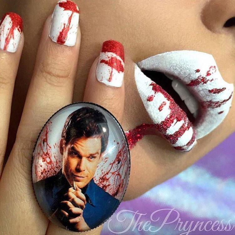 Killer (Discontinued)-Nail Wraps-Espionage Cosmetics