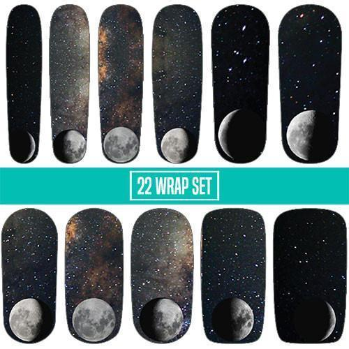 Lunar Phase-Nail Wraps-Espionage Cosmetics