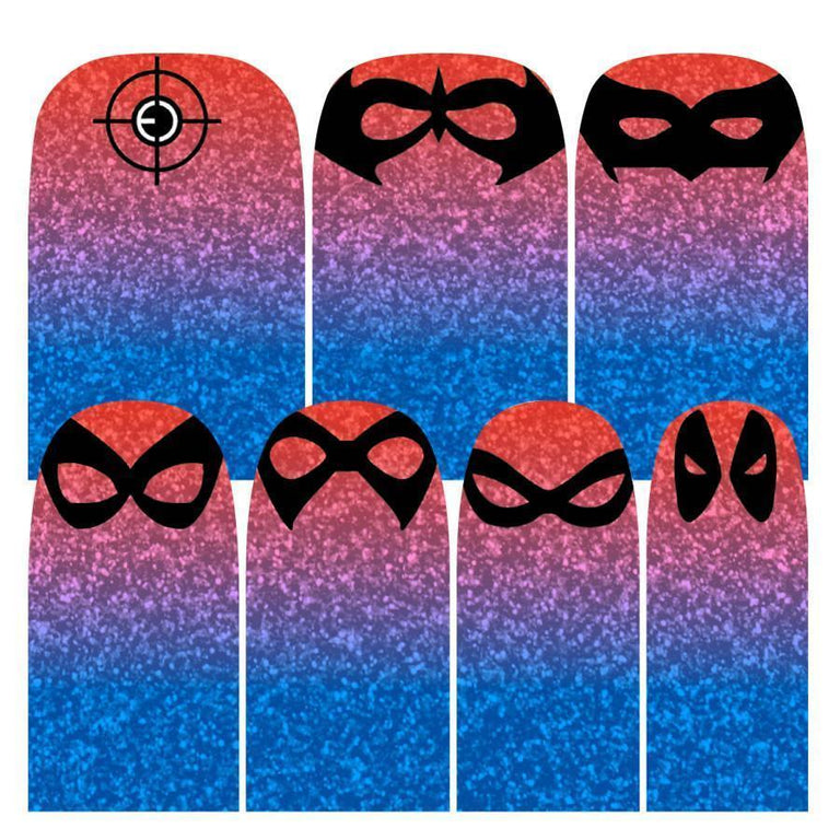 Masks-Nail Wraps-Espionage Cosmetics