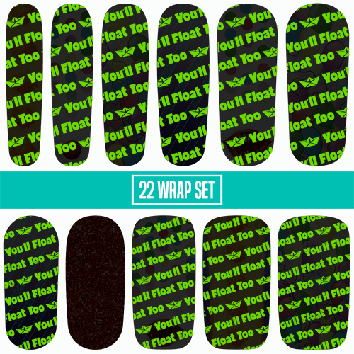 Nailed IT-Nail Wraps-Espionage Cosmetics