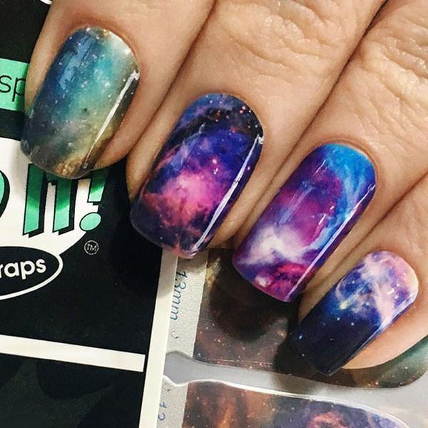 Nebulae-Nail Wraps-Espionage Cosmetics